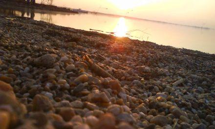 A Tisza-tó strandjai