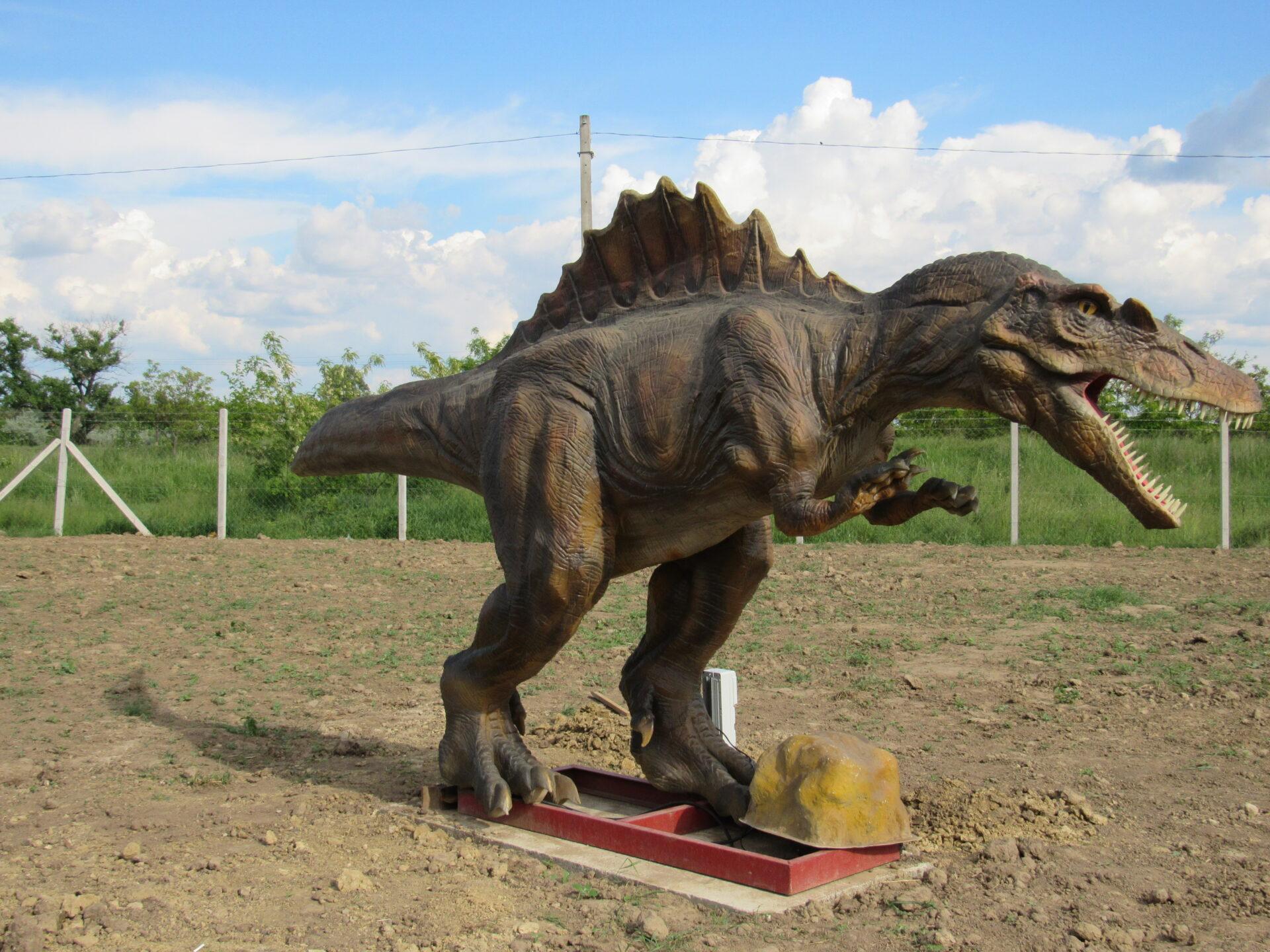 Tiszaderzsi Dinopark