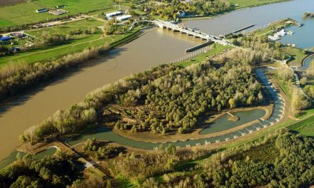 Megkezdődött a Tisza-tó feltöltése